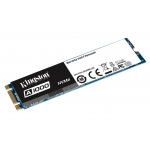 Kingston 480GB A1000 SSD M.2 (2280), NVMe, PCIe 3.0 (x2), 1500MB/s R, 900MB/s W