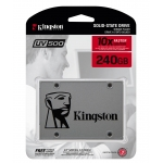 "240GB Kingston UV500 2.5"" SSD 2.5"" SATA 3.0 (6Gb/s)"