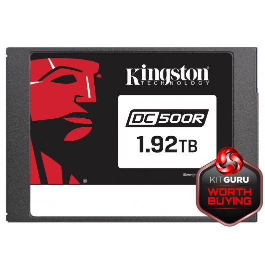 "1.9TB (1900GB) Kingston DC500R 2.5"" SATA 3.0 (6Gb/s) SSD"