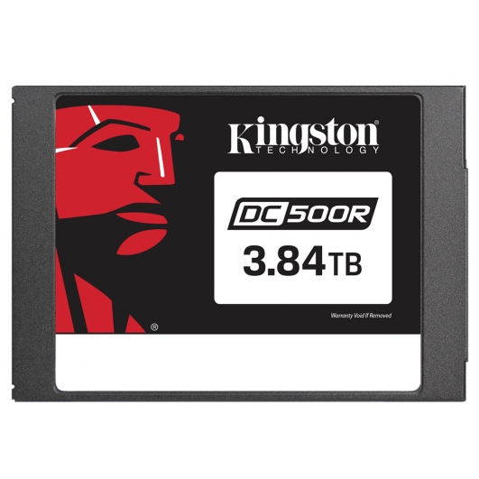 "3.8TB (3800GB) Kingston SEDC500R 2.5"" SSD 2.5"" SATA 3.0 (6Gb/s)"