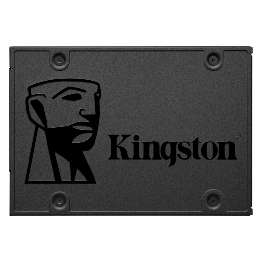 Kingston 480GB A400 SSD 2.5 Inch 7mm, SATA 3.0 (6Gb/s), 500MB/s R, 450MB/s W