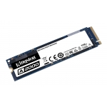 Kingston 250GB A2000 SSD M.2 (2280), NVMe, PCIe 3.0 (x4), 2000MB/s R, 1100MB/s W