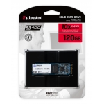 Kingston 120GB A400 M.2 2280 SATA 3.0 (6Gb/s), SSD 500MB/s R, 320MB/s W