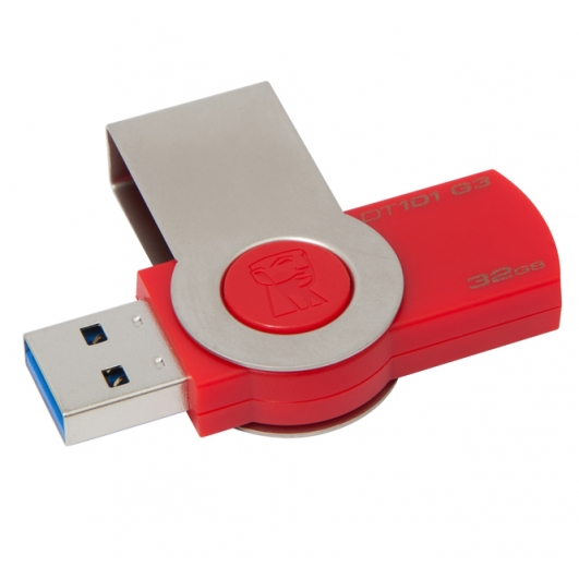 Kingston 32GB DataTraveler DT101 G3 USB 3.0 Memory Stick Flash Drive