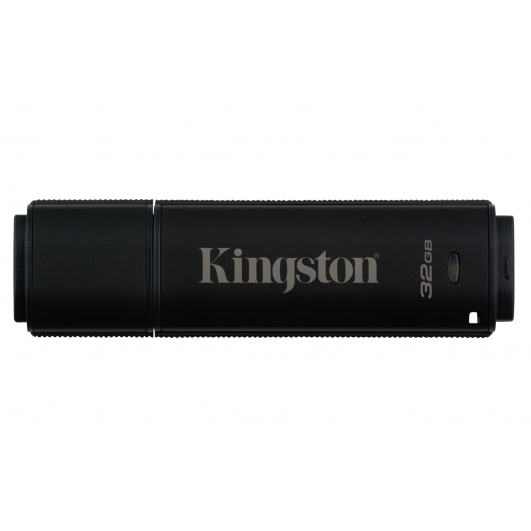 Kingston 32GB USB 3.0 Memory Stick DataTraveler DT4000G2/32GB FIPS 140-2 Level 3