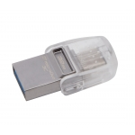 Kingston 32GB DataTraveler microDuo USB 3.1 Type C Memory Stick Flash Drive