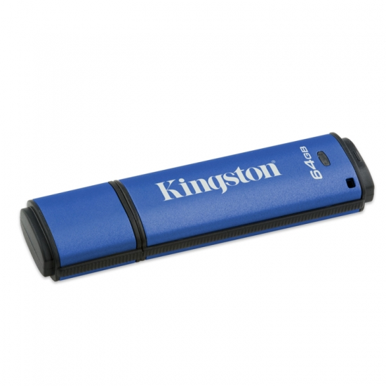Kingston 64GB USB Memory Stick DataTraveler DTVP/64GB