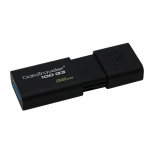 Kingston 32GB USB 3.0 DataTraveler Flash Drive, USB 3.0, 100MB/s