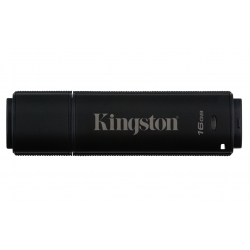 Kingston 16GB DT4000G2 Encrypted Flash Drive USB 3.0, 165MB/s