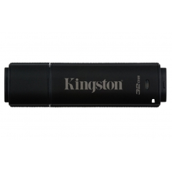 Kingston 32GB DT4000G2 Encrypted Flash Drive USB 3.0, 250MB/s