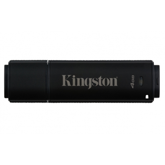 Kingston 4GB USB 3.0 Memory Stick DataTraveler DT4000G2/4GB FIPS 140-2 Level 3