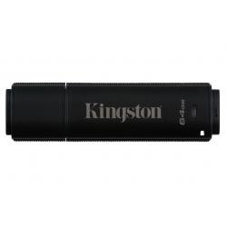 Kingston 64GB DT4000G2 Encrypted Flash Drive USB 3.0, 250MB/s