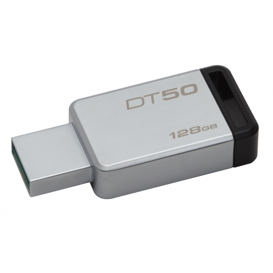 Kingston 128GB DataTraveler DT50 USB 3.1 Memory Stick Flash Drive