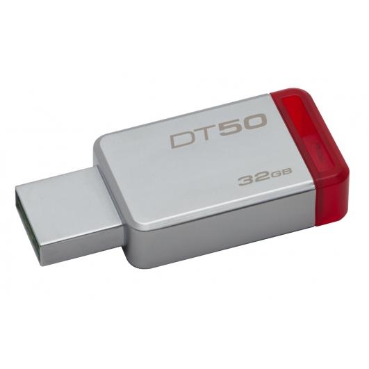 Kingston 32GB DataTraveler DT50 USB 3.1 Memory Stick Flash Drive