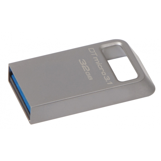 Kingston 32GB USB 3.1 DataTraveler Micro Memory Stick Flash Drive