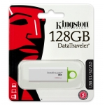 Kingston 128GB DataTraveler DTiG4 Flash Drive USB 3.0