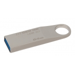 Kingston 64GB DataTraveler SE9 G2 Flash Drive USB 3.0, 100MB/s