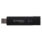Ironkey 16GB USB 3.0 D300 Encrypted Flash Drive FIPS 140-2 Level 3