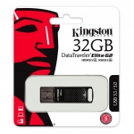 Kingston 32GB DataTraveler Elite G2 DTEG2 USB 3.1 Memory Stick Flash Drive