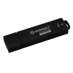 Ironkey 8GB USB 3.1 D300S Encrypted Managed Flash Drive FIPS 140-2 Level 3
