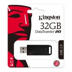 Kingston 32GB USB 2.0 DataTraveler DT20 Memory Stick Flash Drive