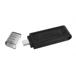 Kingston 32GB DataTraveler DT70 Type-C Flash Drive USB 3.2, Gen1, 80MB/s