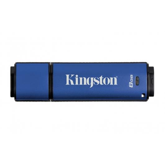 Kingston 8GB DataTraveler Encrypted Flash Drive USB 3.0