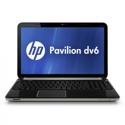 HP Pavilion dv6-1340sa Entertainment