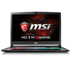 MSI GS73VR 6RF Stealth Pro