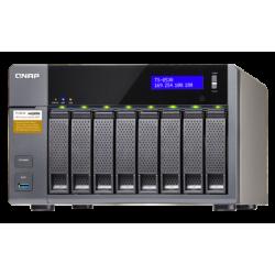 QNAP TS-853A NAS Server Memory RAM & SSD Upgrades   Kingston